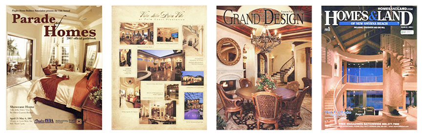 east coast ornamental featured in popular home design magazines
