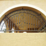custom ornamental metal architectural accent